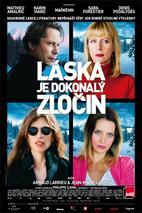 Plakát k traileru: Láska je dokonalý zločin