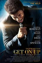 Plakát k traileru: Get On Up - Příběh Jamese Browna