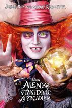 Plakát k traileru: Alenka v Říši divů: Za zrcadlem