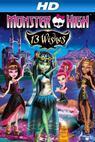 Monster High: 13 přání (2013)
