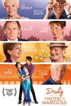 Plakát k traileru: Druhý báječný hotel Marigold