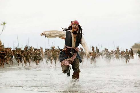 Johnny Depp, Piráti z Karibiku - Truhla mrtvého muže