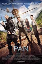 Plakát k traileru: Pan