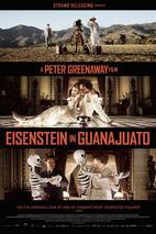 Plakát k traileru: Ejzenštejn v Guanajuatu