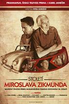 Plakát k premiéře: Století Miroslava Zikmunda