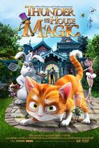 Plakát k premiéře: Dům kouzel 3D