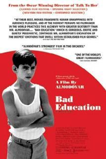 Plakát k filmu: Špatná výchova