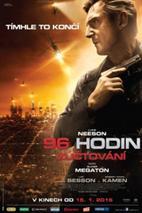 Plakát k traileru: 96 hodin: Zúčtování
