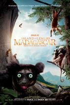 Plakát k traileru: Madagaskar: Království lemurů