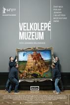 Plakát k premiéře: Velkolepé muzeum