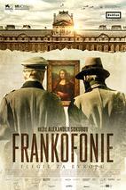 Plakát k traileru: Frankofonie - Okupovaný Louvre