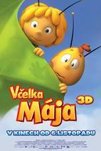 Plakát k traileru: Včelka Mája