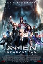 Plakát k filmu: X-Men: Apokalypsa 3D