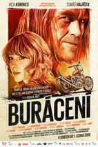 Plakát k premiéře: Burácení