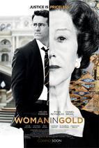Plakát k filmu: Dáma ve zlatém