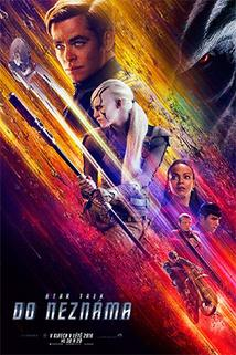 Plakát k filmu: Star Trek: Do neznáma 3D