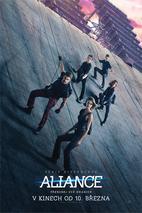 Plakát k filmu: Série Divergence: Aliance