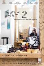 Plakát k premiéře: MY 2