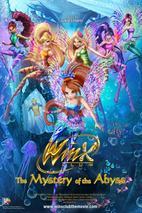 Plakát k premiéře: Winx club - V tajemných hlubinách 3D