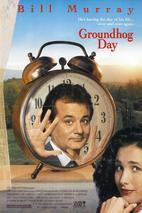 Plakát k traileru: Na hromnice o den více
