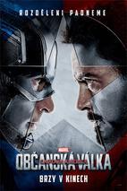 Plakát k filmu: Captain America: Občanská válka