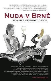 Plakát k filmu: Nuda v Brně