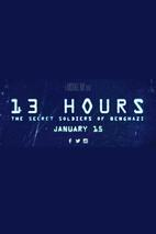 Plakát k filmu: 13 hodin: Tajní vojáci z Benghází