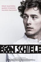 Plakát k filmu: Egon Schiele