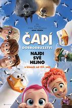 Plakát k filmu: Čapí dobrodružství