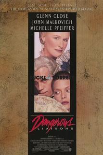 Plakát k filmu: Nebezpečné známosti