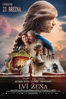 Plakát k filmu: Lví žena