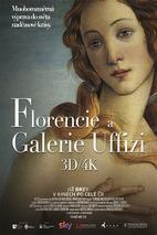 Plakát k filmu: Florencie a galerie Uffizi 3D