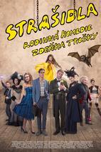 Plakát k traileru: Strašidla