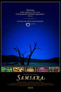 Plakát k filmu: Samsara