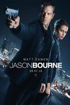 Plakát k traileru: Jason Bourne - trailer