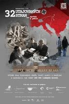 Plakát k traileru: 32 utajovaných stran_zpráva z pekla