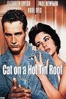 Kočka na rozpálené plechové střeše (1958)