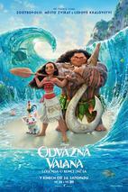 Plakát k filmu: Odvážná Vaiana: Legenda o konci světa