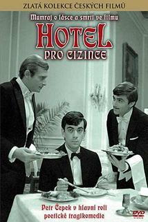 Plakát k filmu: Hotel pro cizince