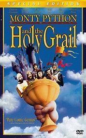 Plakát k filmu: Monty Python a Svatý Grál