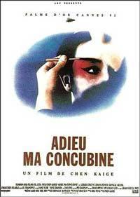 Plakát k filmu: Sbohem, má konkubíno