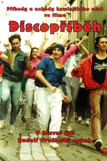 Plakát k filmu: Discopříběh