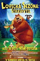 Plakát k filmu: Lovecká sezóna: Strašpytel