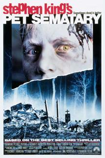 Plakát k filmu: Hřbitov domácích zvířátek