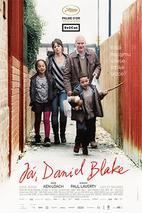Plakát k filmu: Já, Daniel Blake