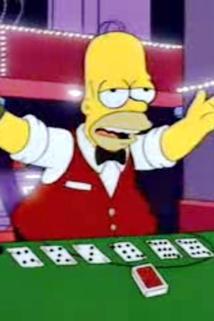 Simpsons legalised gambling casino garden