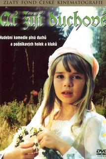 Plakát k filmu: Ať žijí duchové!
