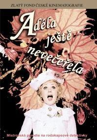 Plakát k filmu: Adéla ještě nevečeřela