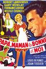 Otec, matka, služka a já (1954)