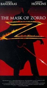 Zorro: Tajemná tvář  - The Mask of Zorro